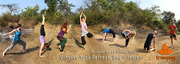 Vinyasa Yoga Retreat - Indien 2015