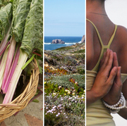 Ashtanga Yoga & Permaculture Retreat with Annette Hartwig in Portugal (April 2015)