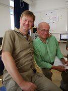 Alan and Jesper