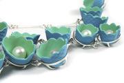 Boquet Necklace Detail