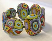 Tinapple_penny_quilt_polymer_bracelet