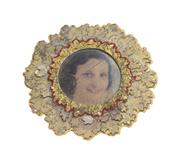 Portrait Brooch