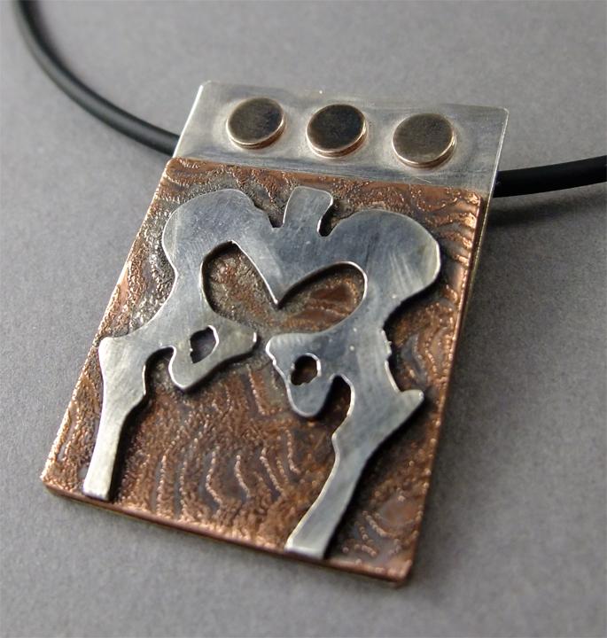 Pelvis Necklace