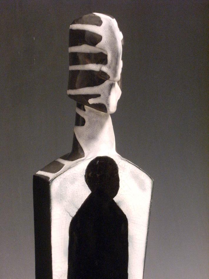 Upright Man (detail)