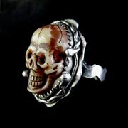 Skull Garden Ring