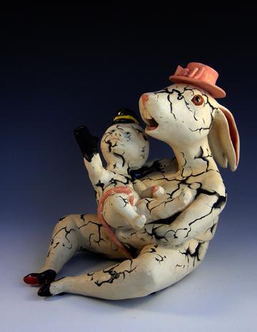 Newborn Nation (teapot)