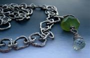 chain & focal bead