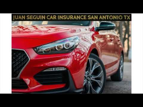 Juan Seguin Car Insurance in San Antonio