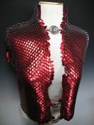 Red Lizard Vest