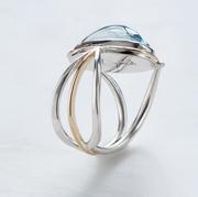 Leaf Ring detail