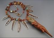 Otter Amulet necklace