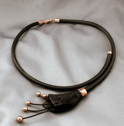 Black  + copper