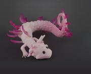 Leafy Axolotl