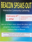 February 6th Beacon Speaks Out Interactive Gathering