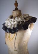 Martha Ruffled Neckpiece
