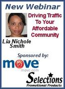 Free Webinar: Unconventional Marketing for Unconventional Communities... Driving Traffic to Your Affordable Community
