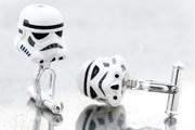 stormtrooper cufflink