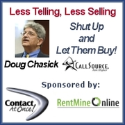 Free Webinar: Less Telling, Less Selling - Shut Up And Let Them Buy!