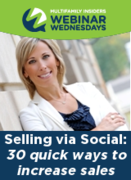 Selling via Social: 30 quick ways to increase sales, retain more clients, and market via social media