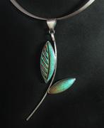 Leaf Pendant Series #1