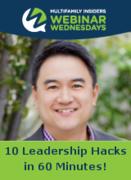 Legit Leadership: 10 Leadership Hacks in 60 Minutes!
