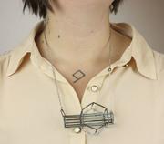 Hexagonal Necklace 2