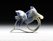 delphinium ring