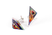 Triangle Cuff Links