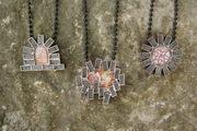 Brick by Brick Necklaces