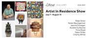 Artists-in-Residence Show at Lillstreet Chicago