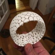 Pad cuff prototype