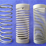 Choosing Between Machined and Wire Wound Springs