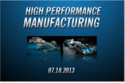 High Performance Manufacturing Event - Windsor Ontario
