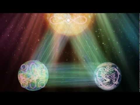Цикл: Строение Мироздания. Рождение нового Сознания. 4