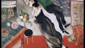 Chagall - Au pays d'ailes, aux épris, à ceux d'amour