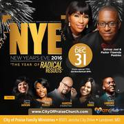 2019 City of Praise Family Ministries New Year's Eve Event