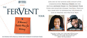 The FerVent Tour 2019 featuring Priscilla Shirer & Anthony Evans