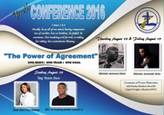 Garment of Praise Ministries Youth Conference 2016