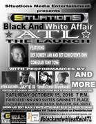 Situations Black And White Affair