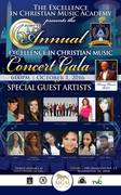 Excellence in Christian Music Concert Gala featuring our network partner Theresa Pinkney
