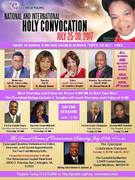 GTIM Annual National and International Holy Convocation