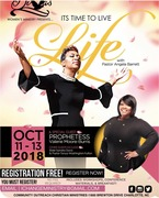 Community Outreach Christian Ministries With Pastor Angela Barrett