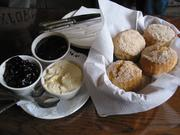 Devonshire Tea and Ooooby Store Brainstorm Session