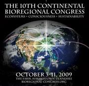 Bioregional Congress X