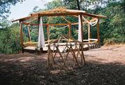 Build a Celtic Roundhouse -