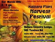 Kaipara Flats Harvest Festival