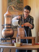 Distillation of Essential Oils & Hydrosols Creams, Balms, Bath