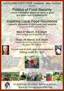 Localising Food Tour Presentations