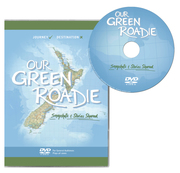 """""""Our green roadie"""" Auckland Premiere movie"""