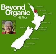 Beyond Organic NZ Tour